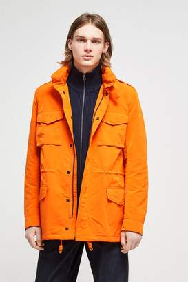 French Connection Wax Sanded Field Jacket
