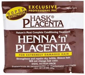 Hask Henna & Placenta Super Strength Packette