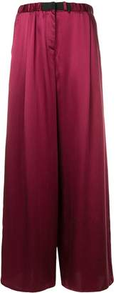 Dusan wide-leg tailored trousers