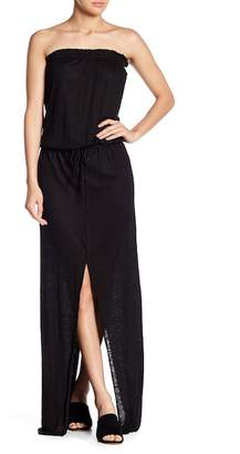 Young Fabulous & Broke Surf Strapless Maxi Dress
