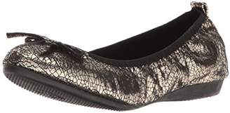 Bernie Mev. Women's Curlies Bow Flat