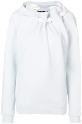Y/Project Y / Project ruched-collar sweatshirt