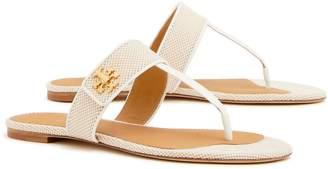 Kira Canvas Thong Sandal