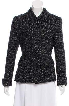 Rene Lezard Wool Tweed Jacket