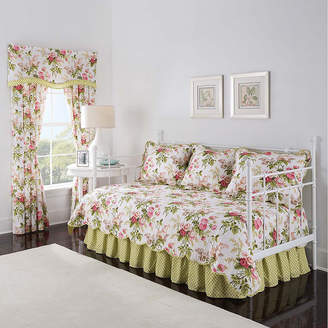 Waverly Emma's Garden Reversible 5-pc. Daybed Cover Set