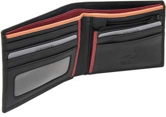 Visconti BD707 Le Chiffre Mens Bi-fold Leather Wallet