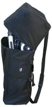 J L Childress Padded Umbrella Stroller Travel Bag, Black