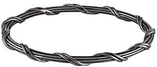 Peter Thomas Roth Sterling & Ruthenium ClassicBangle Bracelet
