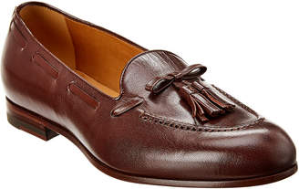 Gucci Tassel Leather Loafer