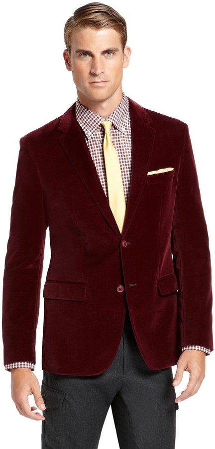 HUGO BOSS 'The Keys' | Modern Fit, Cotton Velvet Sport Coat by BOSS