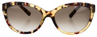 ValentinoValentino Rockstud Oversize Sunglasses