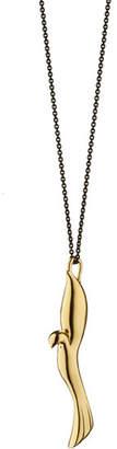 "Monica Rich Kosann Soar"" Bird Charm Necklace"