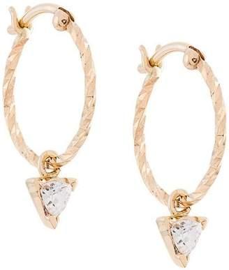 Black Diamond Maria Cut Vidi earrings