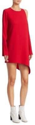 IRO Awati Cold-Shoulder Dress