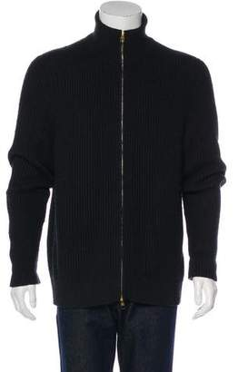 Louis Vuitton Knit Zip Sweater