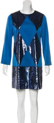 Tory Burch Embellished Cocktail Dress w/ Tags