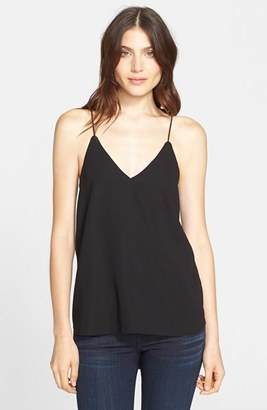 Women's Ayr 'The Slim' Silk Blend Camisole $165 thestylecure.com