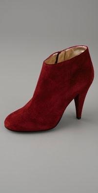 KORS Michael Kors Pierce High Heel Ankle Bootie