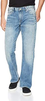 Silver Jeans Men's Gordie Loose Fit Straight Leg Jeans