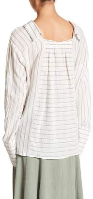 XCVI Klara Striped Blouse