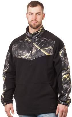 Huntworth 1/4-Zip Fleece Camouflage Pullover - Men