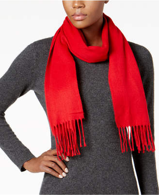 Cejon Solid Woven Scarf