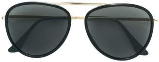 RetroSuperFuture aviator framed sunglasses