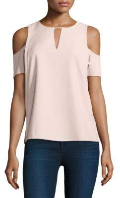 Cooper & Ella Catarina Cold-Shoulder Top