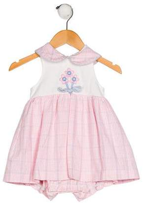 Florence Eiseman Girls' Plaid Dress