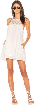 LSPACE L*SPACE Sunny Dress in White $79 thestylecure.com