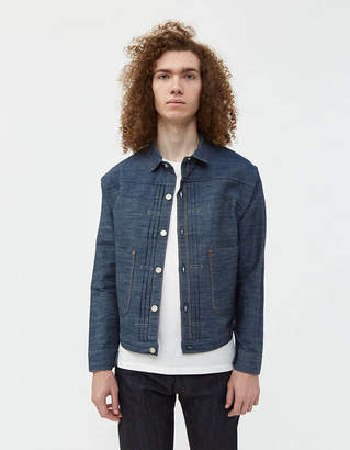 Levi's Triple Pleat Denim Shirt