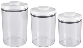 OXO Good Grips 3 Container Food Storage Set
