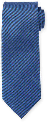 Tom Ford Diagonal Striped Silk Tie