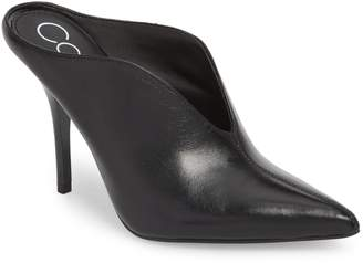 Calvin Klein Mallie Pointy Toe Mule
