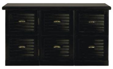 Southporte 3-Cabinet Credenza
