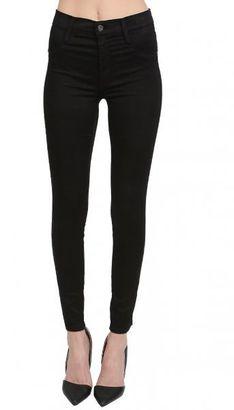 James Jeans - Zoe Back Zipped Crop Skinny in Kingston $176 thestylecure.com