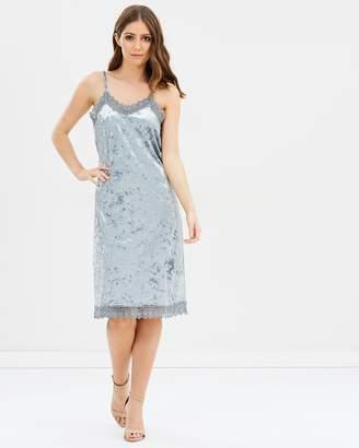 Only Velvet Dress
