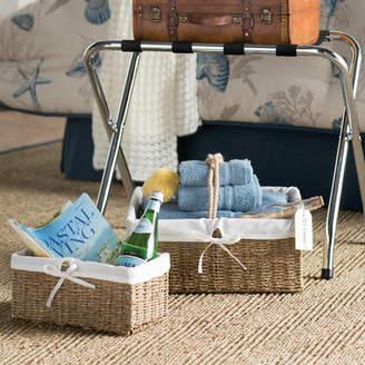August Grove Fenton Sea Grass 3 Piece Storage Basket Set
