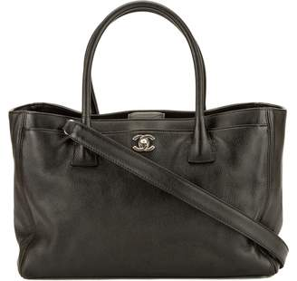 Chanel Black Caviar Leather Executive Cerf Tote Bag (3901003)