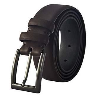 BRASS TACKS LEATHERCRAFT Genuine Leather Dress Belt