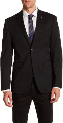 Original Penguin Woven Two Button Notch Lapel Suit Separate Jacket