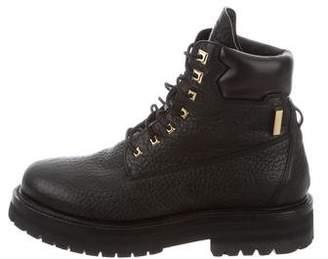 Buscemi Padlock Hiking Boots