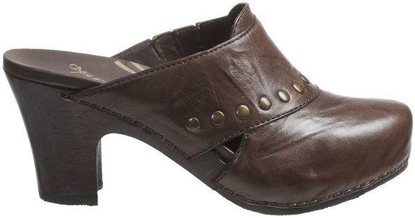 Dansko Rudy Clogs - Leather (For Women)