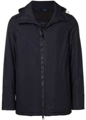 Dell'oglio padded rain jacket