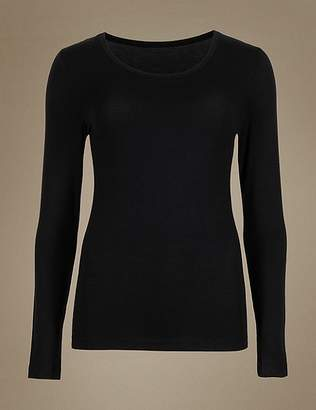 Marks and Spencer HeatgenTM Thermal Long Sleeve Top