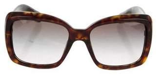 Chanel Oversize Square Sunglasses