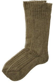 Etro Etro Ribbed Knit Socks