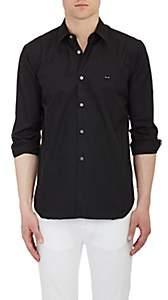Comme des Garcons Men's Heart Patch Shirt - Black