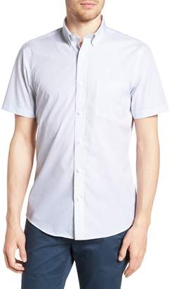Nordstrom Slim Fit Non-Iron Sport Shirt