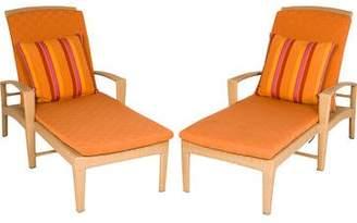 Janus et Cie Dedon Beach Chair